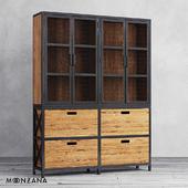 OM Sideboard Factoria (2 sections) Moonzana