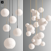 Flexlite jacqueline And Bolle Ceiling Light Chandelier 02