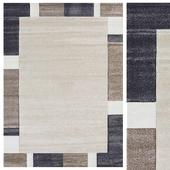 Vance modern rug