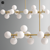 Contemporary Led Pendant Light 02