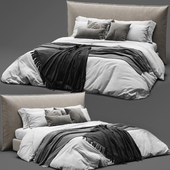 BoConcept Gent Bed - Scandinavian Set