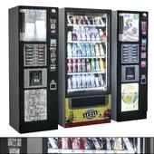 Showcase 013. Vending machine