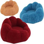Round sofa chair