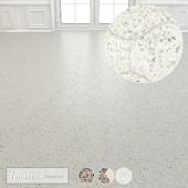 Seamless Terrazzo Stone 008