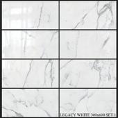 Yurtbay Seramik Legacy White 300x600 Set 1
