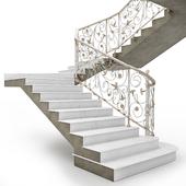 Классическая лестница