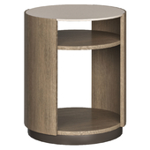 Fusion Drum Table Caracole
