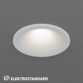 ОМ Встраиваемый потолочный светильник Elektrostandard 9904 LED 5W WH