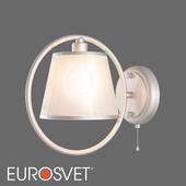 ОМ Настенный светильник с абажуром Eurosvet 60093/1 Volante