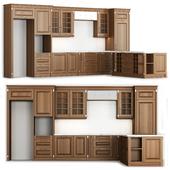 Kitchen Wood Design