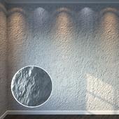 Decorative Plaster 104 - 8K Material