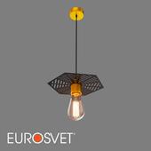 OM Pendant lamp Eurosvet 50167/1 bronze Creto