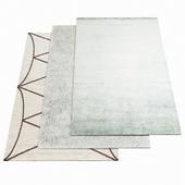 Three AMINI Carpets - 24