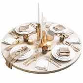 Сервировка стола / Table setting 10