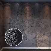 Decorative Plaster 110 - 8K Material