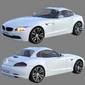 BMW Z4 E89 White