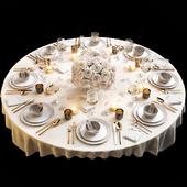 Сервировка стола / Table setting 11