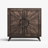 Uttermost Kohana 2 Door Cabinet