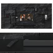 ТВ стенка 035.