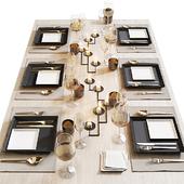 Сервировка стола / Table setting 12