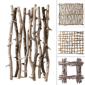 Tree branches for decor / Branch tree Willow decor