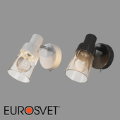 OM Wall lamp with switch Eurosvet 20081/1 Potter