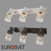 OM Wall lamp with switch Eurosvet 20081/3 Potter