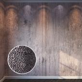 Decorative Plaster 121 - 8K Material