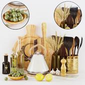 Kitchen Decorative set 047