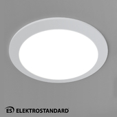 OM Recessed downlight Elektrostandard DLR003 24W 4200K