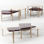 Jean tables by Durame