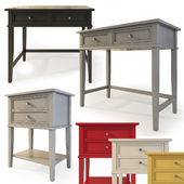 Chest / console and nightstand Dmitry. Dresser, nightstand by Beachcrest Home