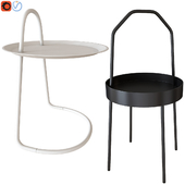 Set coffee table IKEA 001