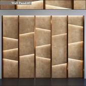 Wall panel 87