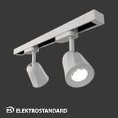 ОМ Трековый светодиодный светильник Elektrostandard LTB19 белый Joli