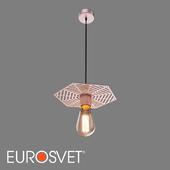 ОМ Подвесной светильник Eurosvet 50167/1 перламутровое золото Creto