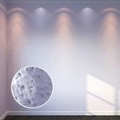 Decorative Plaster 127 - 8K Material