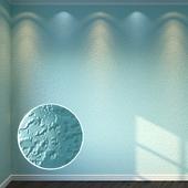 Decorative Plaster 130 - 8K Material