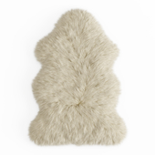 Forsyth New Zealand Sheepskin Skin Rug
