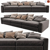 Flexform Beauty 3 Seater