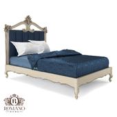 (ОМ) Кровать Виктория Mini Romano Home