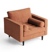 Sven armchair