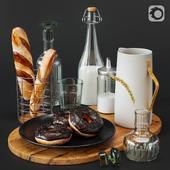 Kitchen Decorative set 048