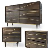 Комод и тумба Granjeno. Dresser, bedside table by Brayden Studio
