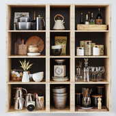 Kitchen Decorative set 050