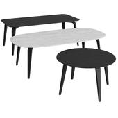 GUBI Dining Table Wood