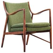 FJ 45 easy chair model 45