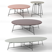 Mr. Zheng tables by LEMA