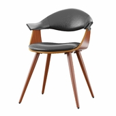 Higgenbotham Leather Guest Chair