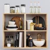 Kitchen Decorative set 052